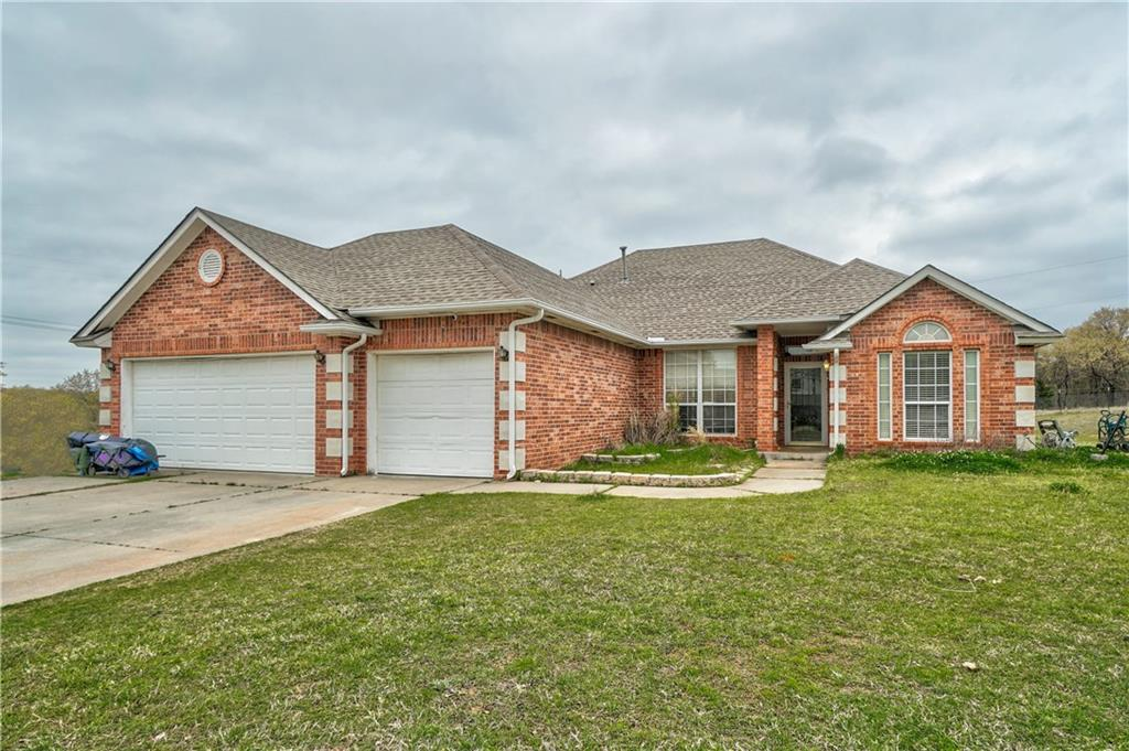 One of Oklahoma City Southeast 4 Bedroom Homes for Sale at 13401 SE 71st Terrace