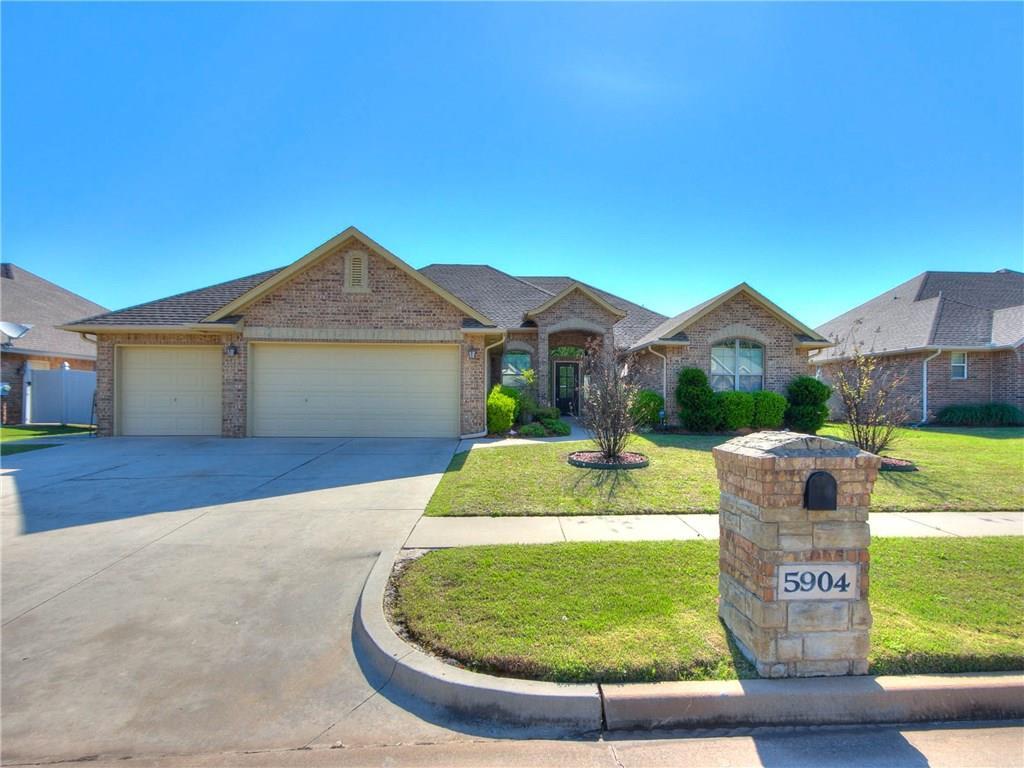 5904 Holly Brooke Lane, Oklahoma City Southeast, Oklahoma