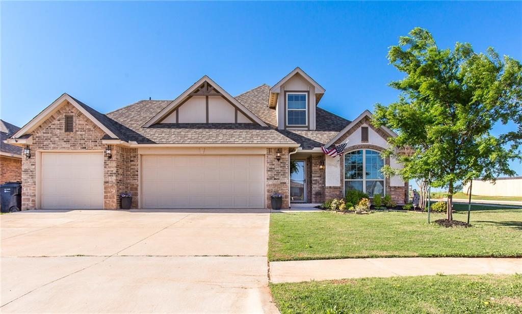 One of Oklahoma City Southwest 4 Bedroom Homes for Sale at 9116 SW 48th Terrace