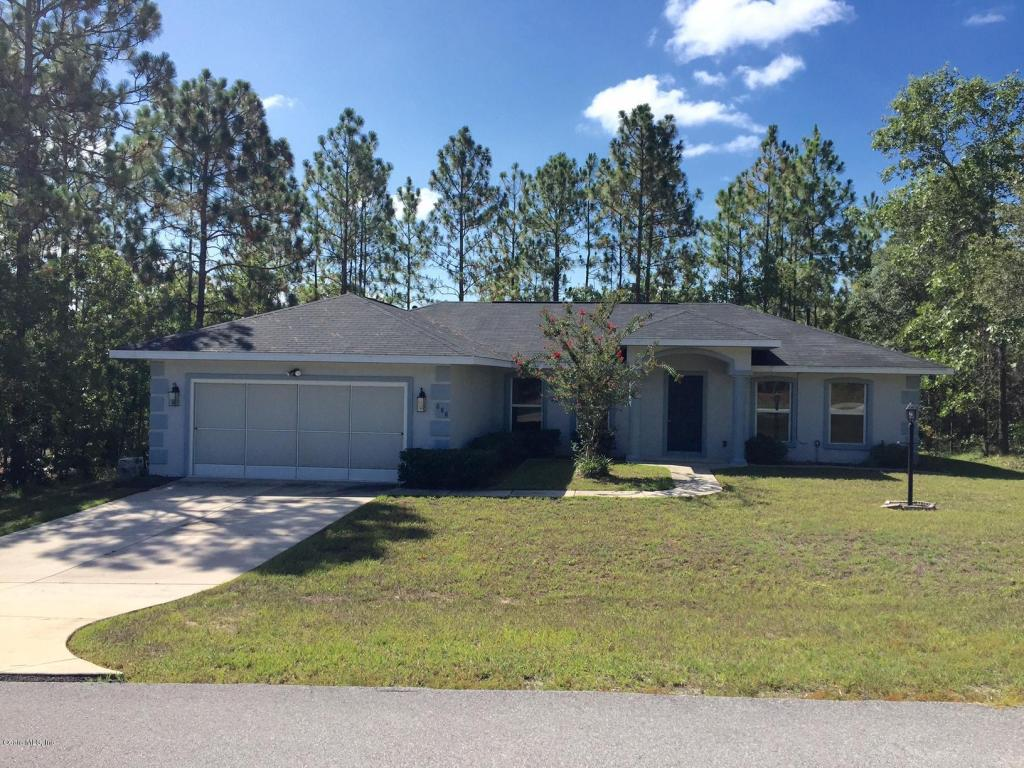 Real Estate for Sale, ListingId: 33757270, Citrus Springs,FL34434