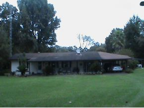 2.5 acres in Anthony, Florida