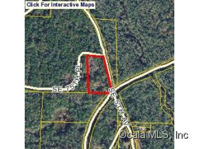2 acres in Inglis, Florida