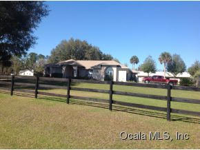 4.85 acres in Ocala, Florida