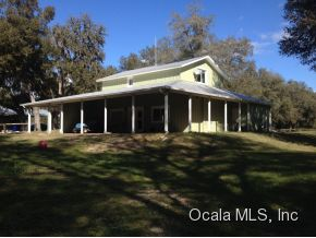 13.02 acres Morriston, FL