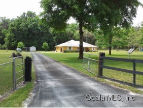 3.4 acres in Anthony, Florida