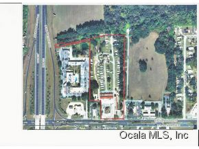 Commercial Property for Sale, ListingId:29695394, location: 3601 W SILVER SPRINGS BLVD Ocala 34475
