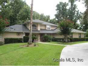 One of Ocala 4 Bedroom Pool Homes for Sale