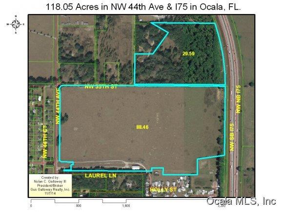 3171 NW 44 Avenue, Ocala, Florida 0 Bedroom as one of Homes & Land Real Estate