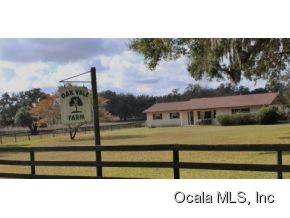 44.8 acres Morriston, FL
