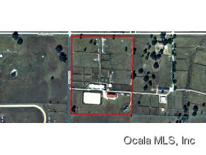 34.06 acres Ocala, FL