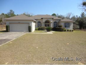 Single Family Home for Sale, ListingId:31743693, location: 4327 SW EVERGREEN CT Dunnellon 34431