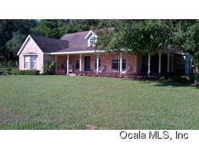 5.98 acres Morriston, FL