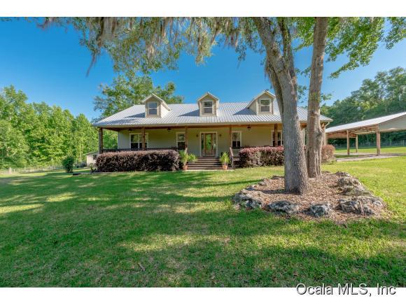 6.83 acres Williston, FL