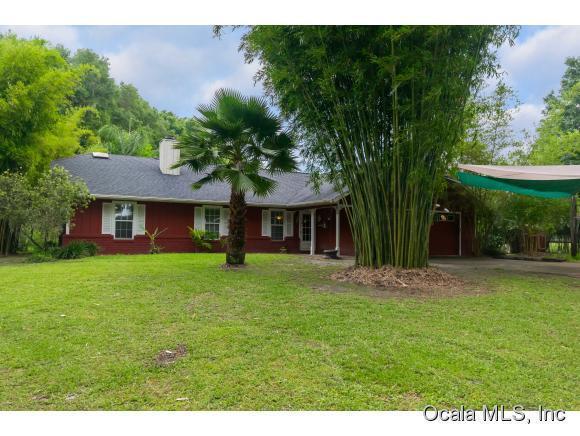 56.33 acres Citra, FL