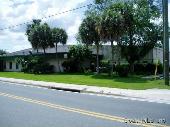 Commercial Property for Sale, ListingId:33153217, location: 720 SW 17 PL Ocala 34471