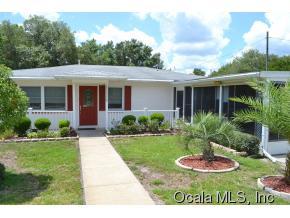 Single Family Home for Sale, ListingId:33699538, location: 11975 N ELBON PT Dunnellon 34433
