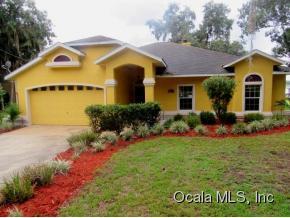 Single Family Home for Sale, ListingId:34019795, location: 21495 NE 136 ST Ft Mc Coy 32134
