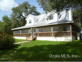 3.75 acres Morriston, FL