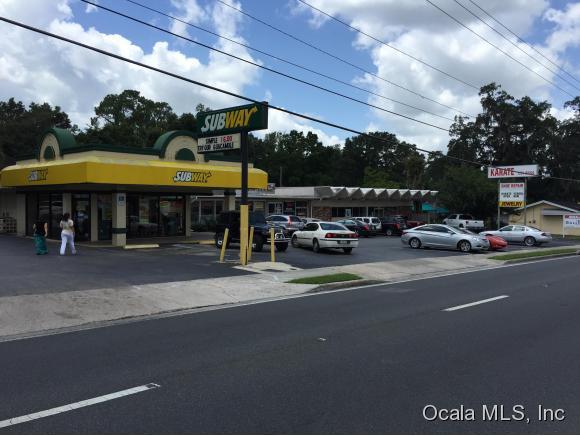 Commercial Property for Sale, ListingId:34766929, location: 2202 E Silver Springs Boulevard Ocala 34470