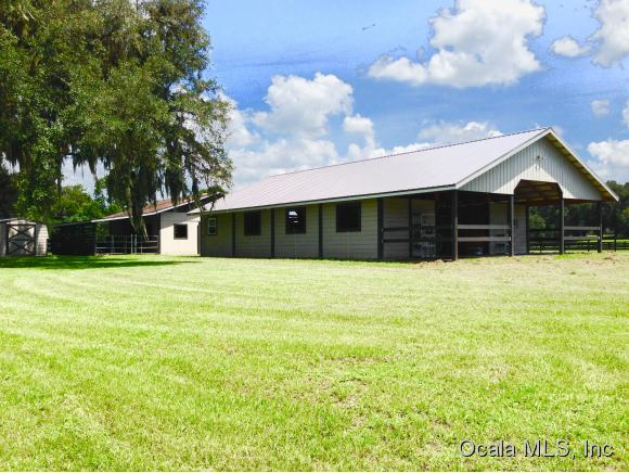 11.2 acres Reddick, FL
