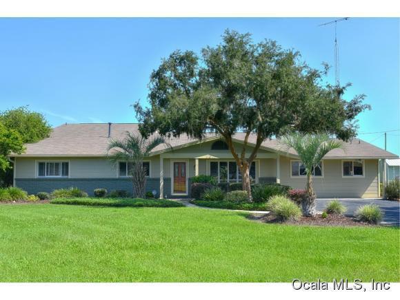 8.92 acres Reddick, FL