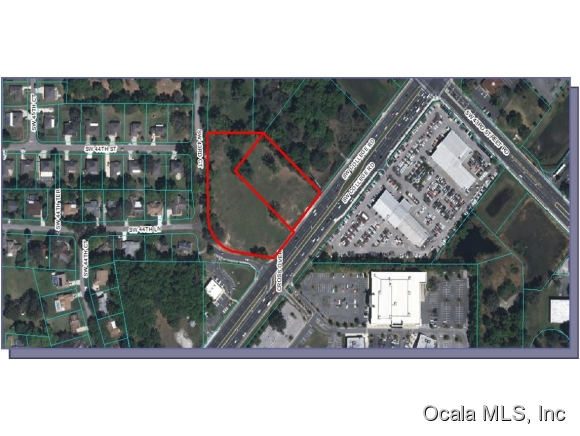 Land for Sale, ListingId:35708670, location: 4241 SW COLLEGE RD Ocala 34474