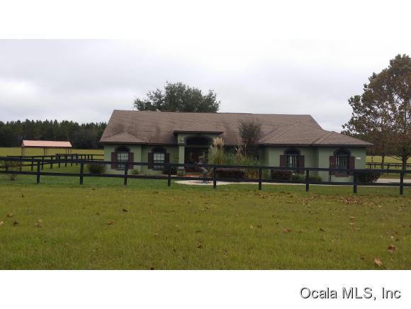 10 acres Morriston, FL