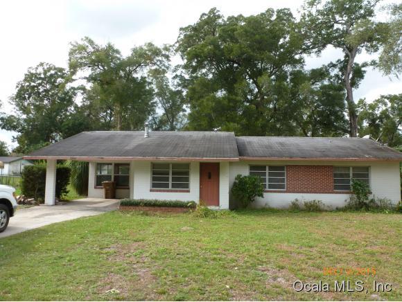 Rental Homes for Rent, ListingId:36500486, location: 2508 NE 11 CT Ocala 34470