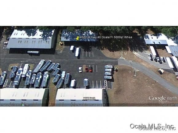 Commercial Property for Sale, ListingId:36618064, location: 4510 W HWY 40 Ocala 34482