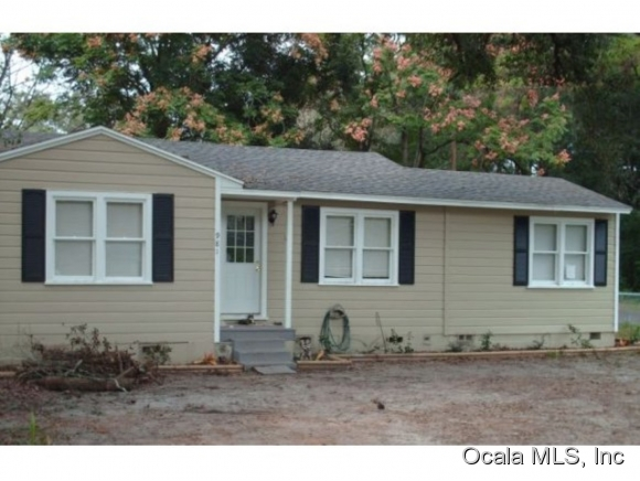 Rental Homes for Rent, ListingId:36842547, location: 981 NE 18 ST Ocala 34470