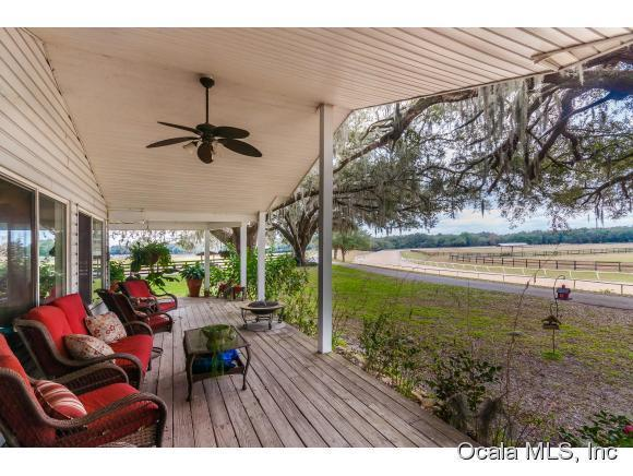 Image of Acreage w/House for Sale near Morriston, Florida, in Levy County: 48 acres