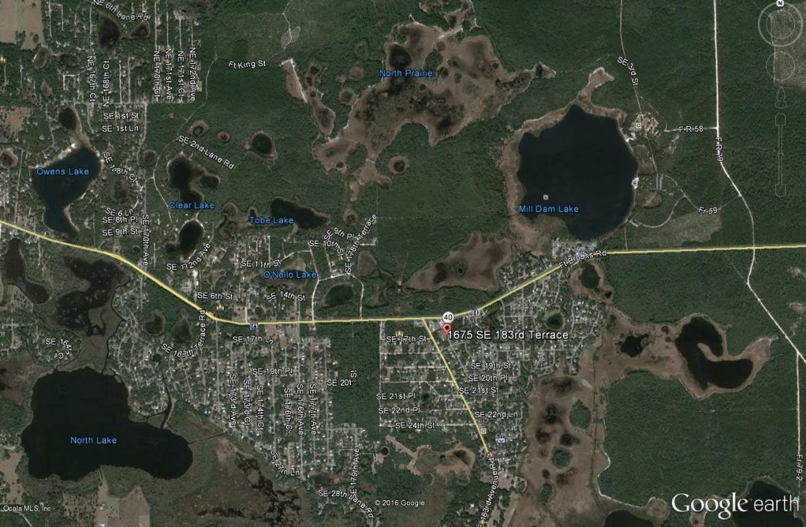 Photo of 1675 SE 183 Terrace  Silver Springs  FL