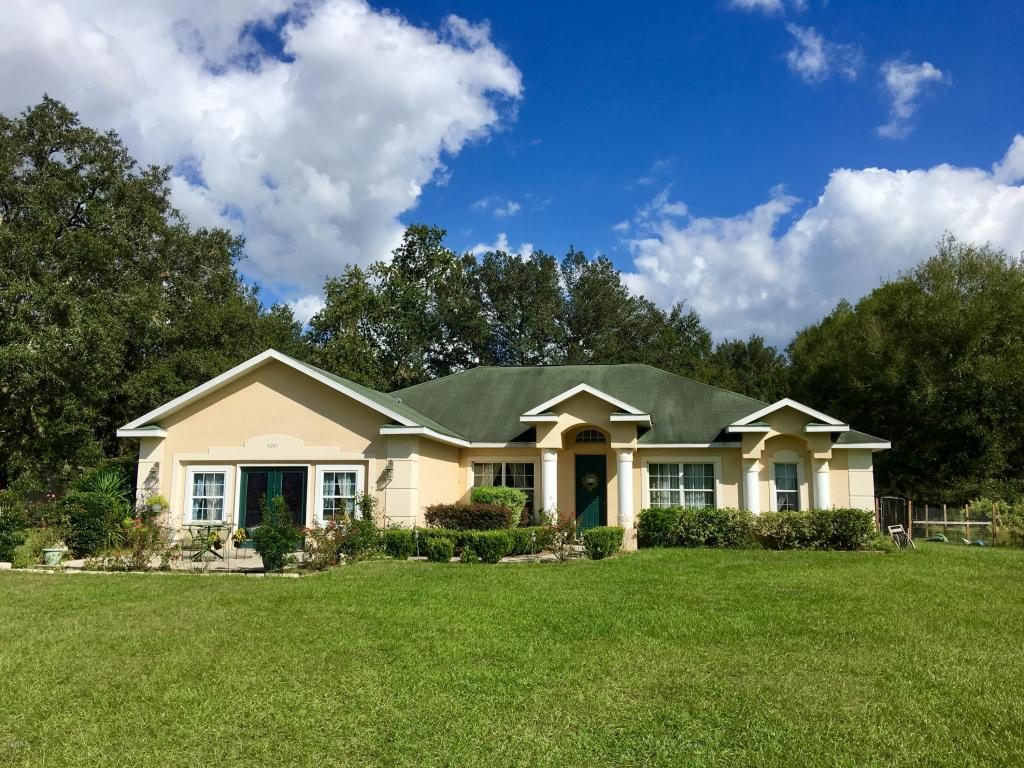 4081 SE 180th Ave, Morriston, FL 32668
