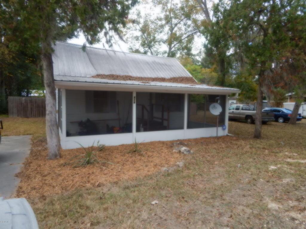 Photo of 416 SE 3rd Avenue  Williston  FL