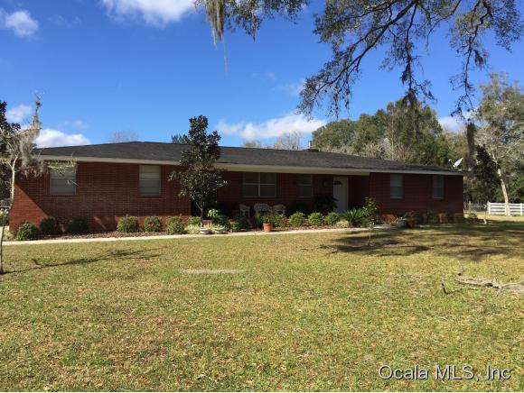 Photo of 9900 NE 20TH TERRACE Road  Anthony  FL