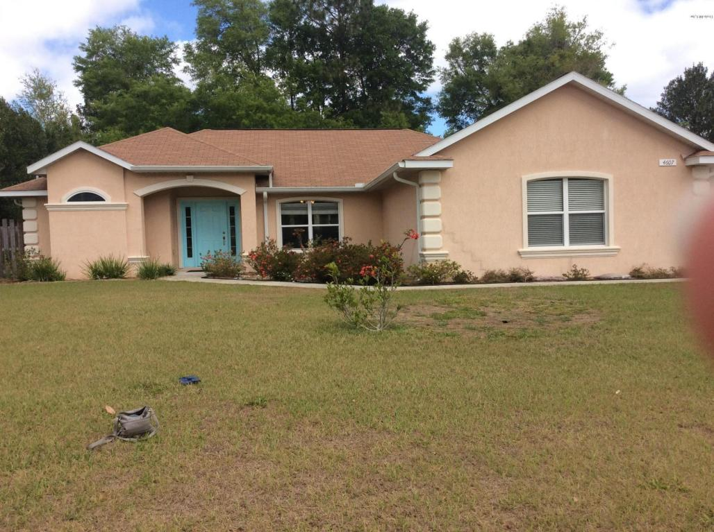 4607 Ne 13th Street Ocala, FL 34470