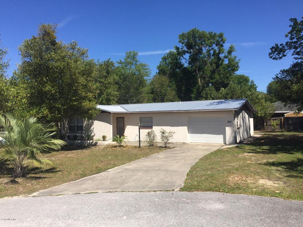 Photo of 1341 NE 157 Avenue  Williston  FL