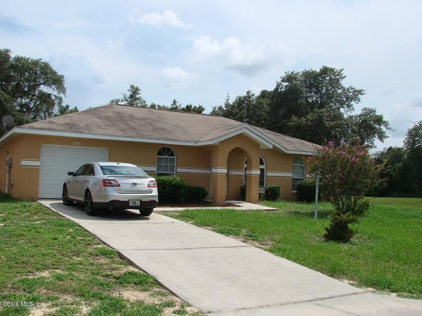 Photo of 2632 SW 145th Place Road  Ocala  FL