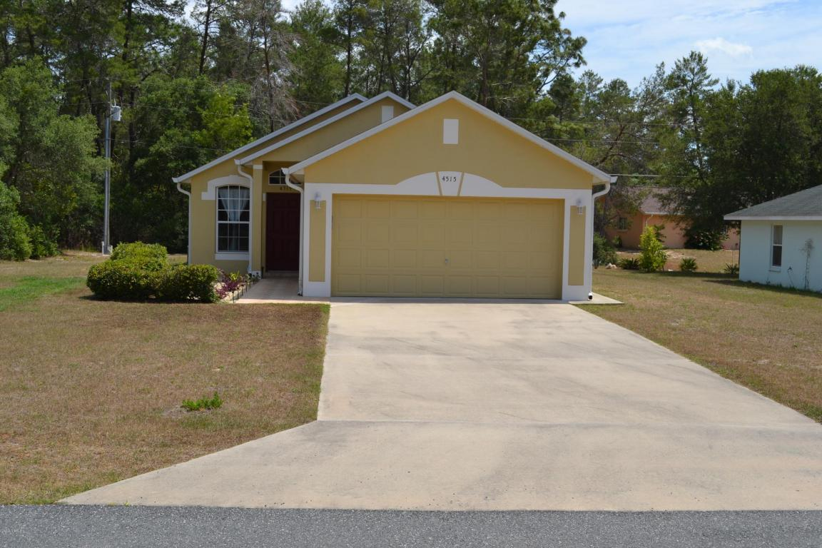Photo of 4515 SW 169th Place  Ocala  FL