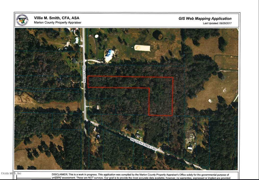 primary photo for TBD NW 225A, Reddick, FL 32686, US