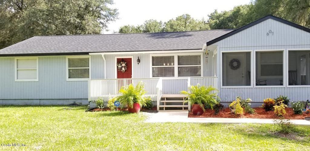 607 Ne 364th Avenue Old Town, FL 32680