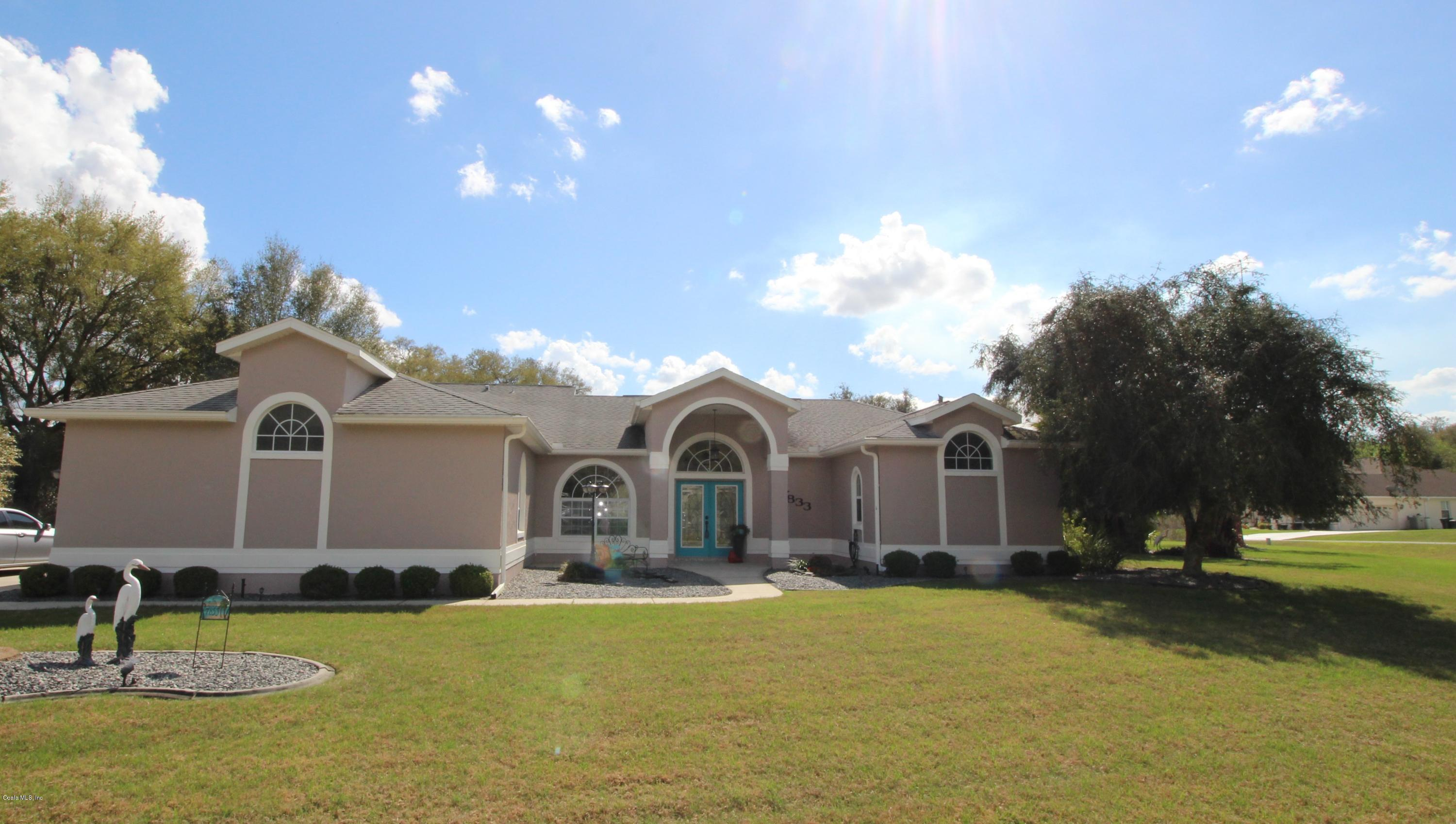 One of Ocala 3 Bedroom Homes for Sale at 7833 SW 103rd Loop