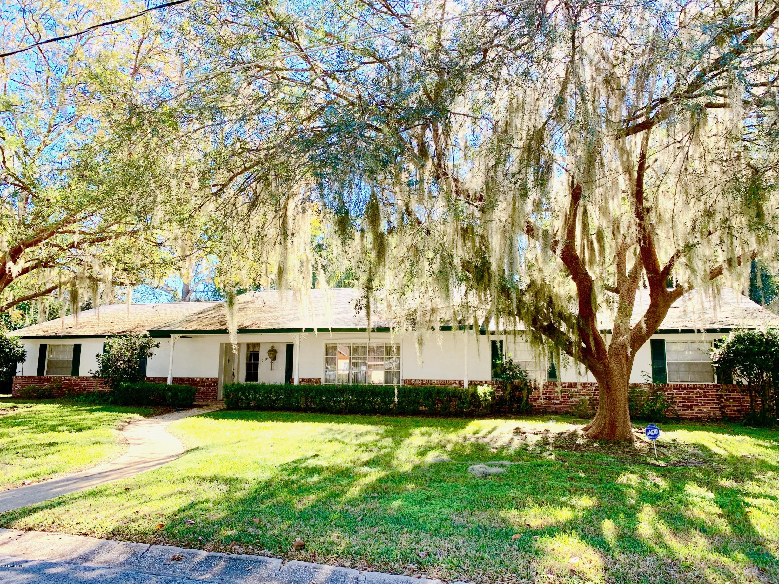 One of Ocala 4 Bedroom Homes for Sale at 2150 NE 8th Street