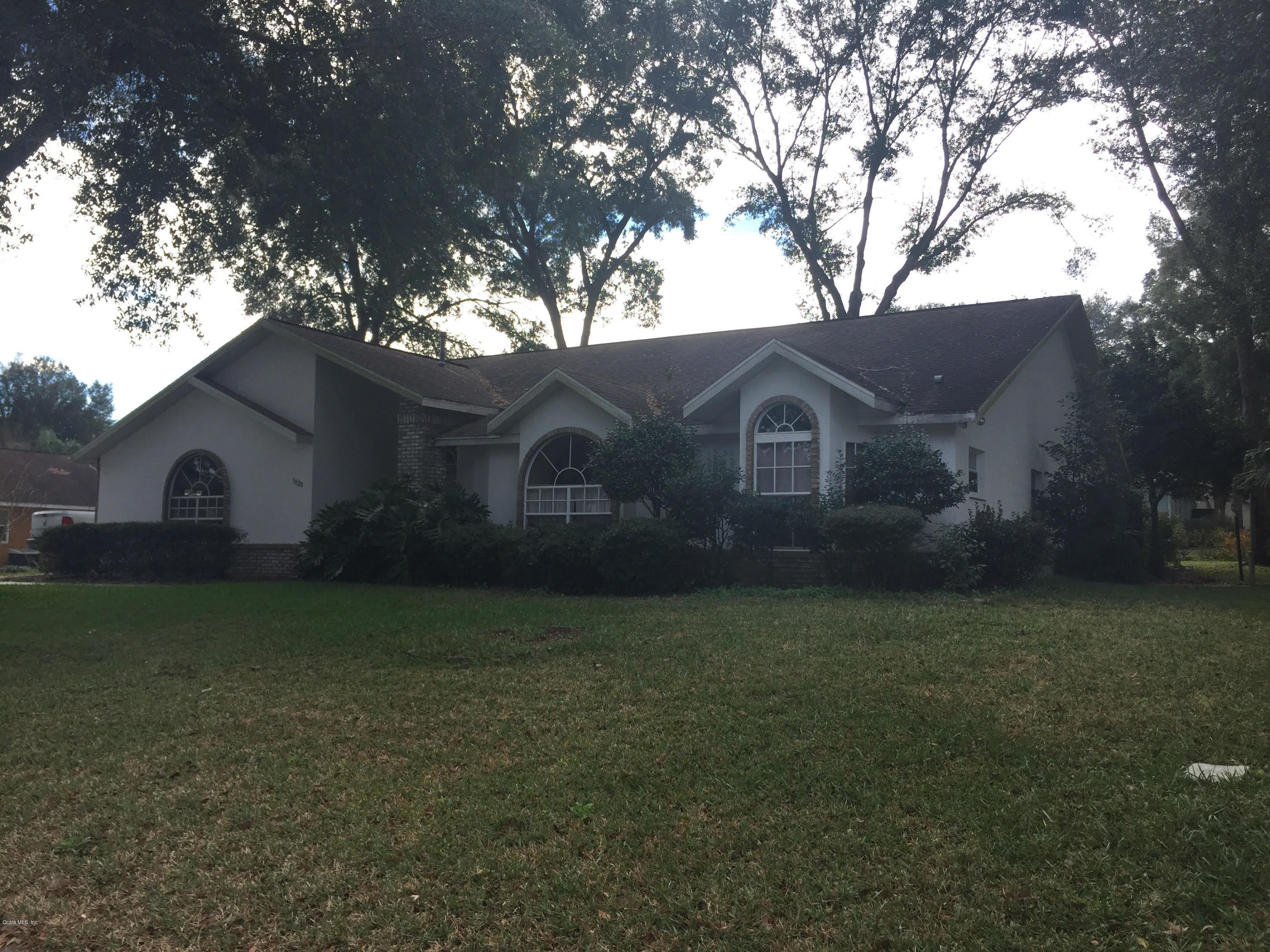5020 NE 9th Street,Ocala  FL