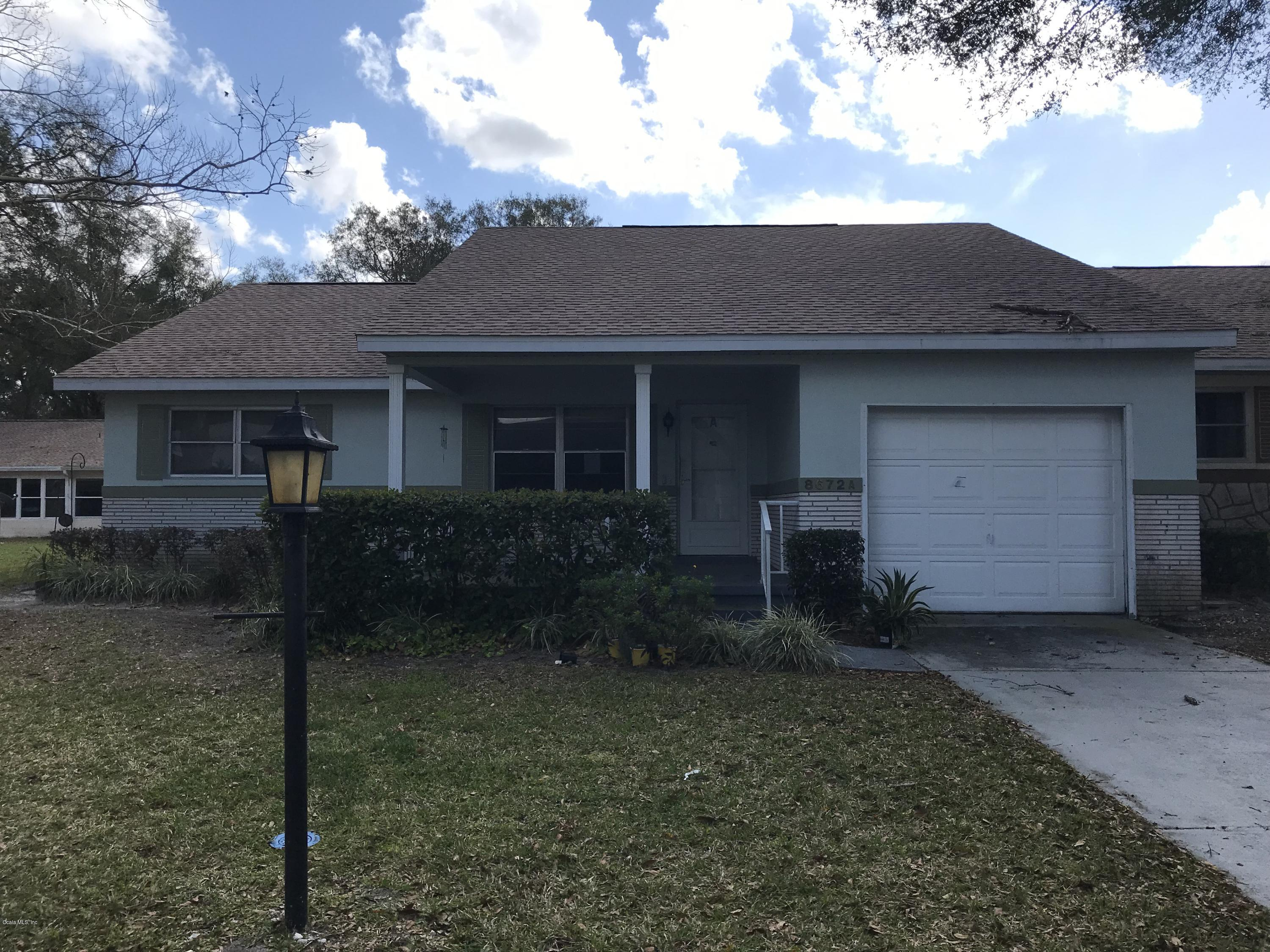 One of Ocala 2 Bedroom Homes for Sale at 8672 SW 96th Lane