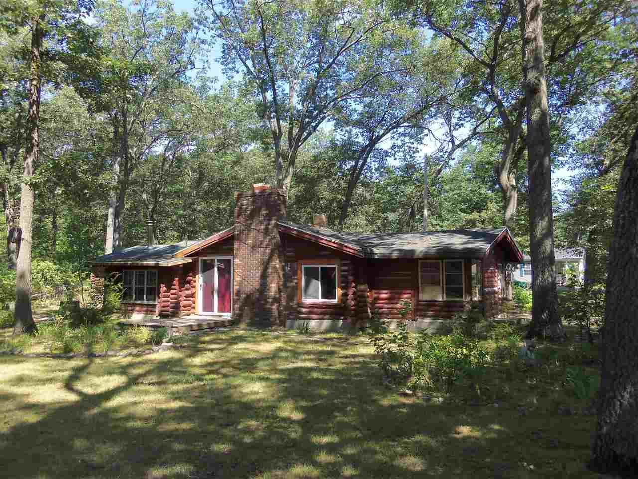 Michigan Waterfront Property In Houghton Lake Higgins