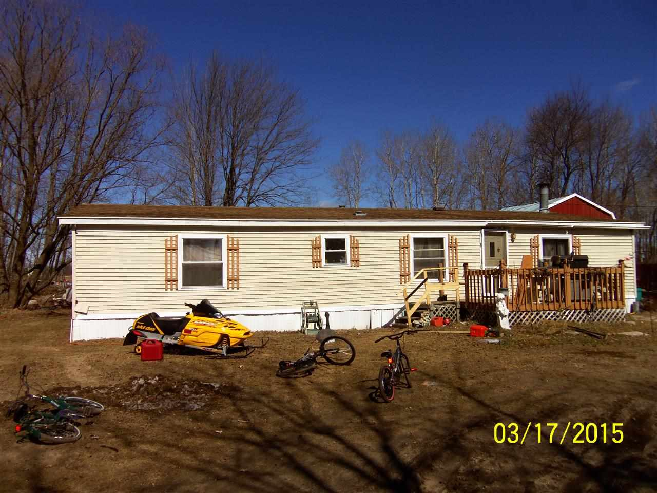 Real Estate for Sale, ListingId: 32270708, Merritt,MI49667