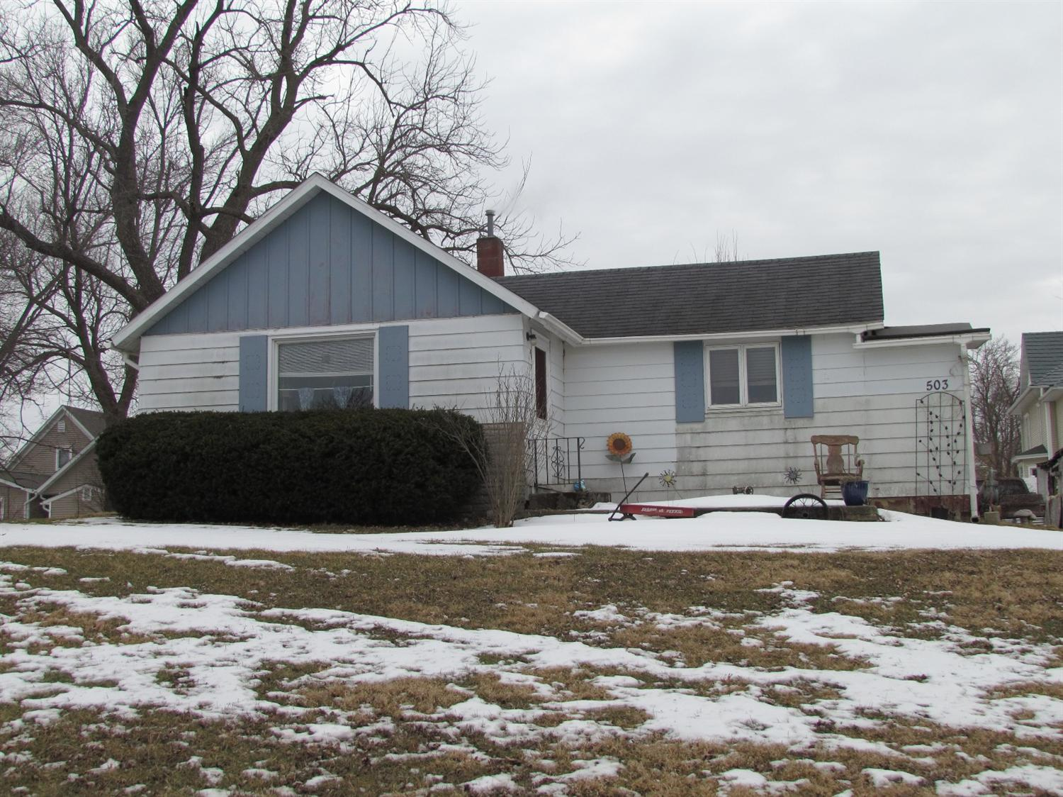 Photo of 503 West Des Moines Street  Brooklyn  IA