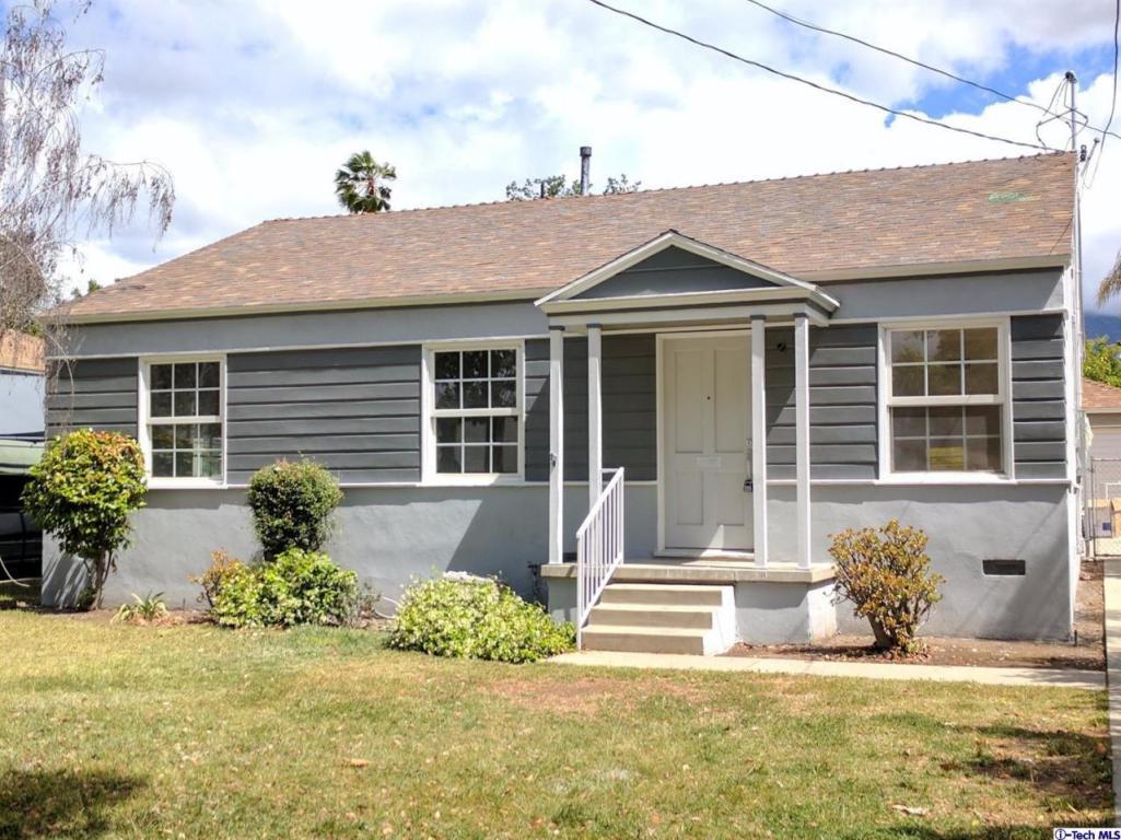 Photo of 549 W Claremont Street  Pasadena  CA