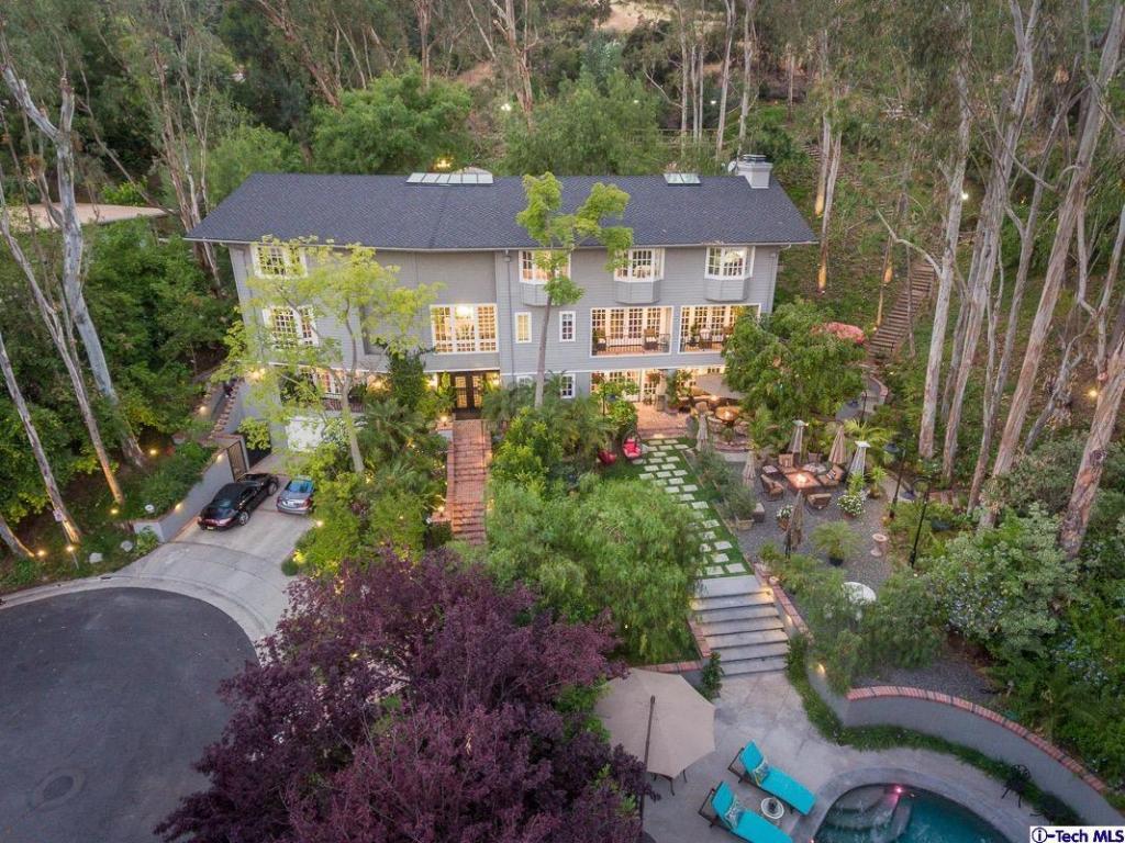 Photo of 1505 El Mirador Drive  Pasadena  CA